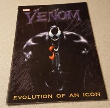 VENOM EVOLUTION OF AN ICON POSTER BOOK