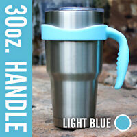 30 oz. Tumbler Handle - Fits YETI Rambler, Ozark Trail, RTIC, Members Mark Blue