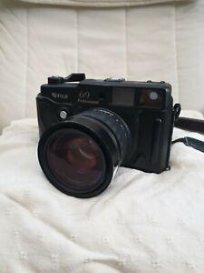 Fuji GW690III 120 Film 6x9 Medium Format Film Camera - sample photos.
