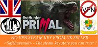 theHunter: Primal Steam key NO VPN Region Free UK Seller
