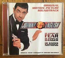 Johnny English - Soundtrack CD Decca Recs - Edward Shearmur score