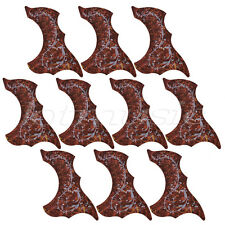10 Pcs Hummingbird Acoustic Guitar Pickguard Adhesive Scratch Plate