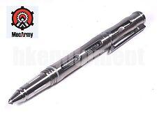 MecArmy TPX33T Titanium TC4 Tactical Ball Pen+Fisher Space Refills+Glow Stick Gr