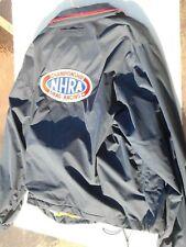 Vintage Nhra Championship Drag Racing Jacket Size Xxl