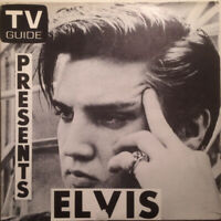 LP ELVIS PRESLEY TV Guide Presents Rock Rockabilly TGP Japanese Edition