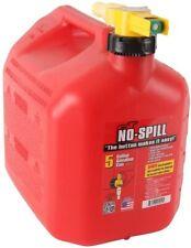 No Spill 1450 5 Gallon Poly Gas Can Carb Compliant