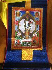 Tibetan Buddhists Thanka  60x36cm 1000 Armed Avolokiteswar