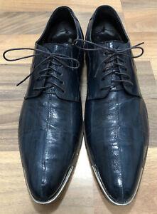 Baldinini Schuhe elegant in Größe 44 Grün
