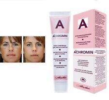 Achromin Skin Lightening Whitening Face Body Cream NO Pigmentary Sun Damage 45ml