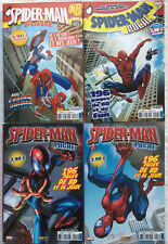 Lot de 4 Spider-Man Poche #8, 13, 15 et 16