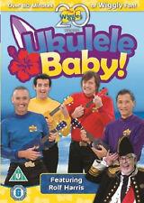THE WIGGLES UKULELE BABY DVD UK Release Brand New Sealed R2
