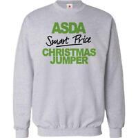 ASDA Smart Price Christmas Jumper Funny Xmas Sweatshirt Unisex Christmas