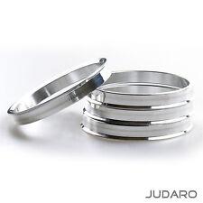 4 x aluminio anillas de centrado 66,6 - 57,1 mercedes AUDI VW SEAT SKODA llantas