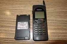 Handy Nokia WHE-4 (8701) . Funktion unbekannt. Akku zu alt . Schaustück