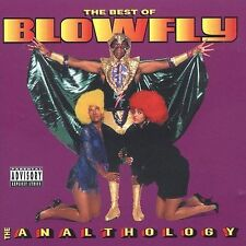 The Best of Blowfly: Analthology by Blowfly (CD, Sep-1996, Pandisc Records)