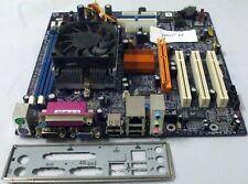 ECS 760GX-M V1.1A Socket 754 Micro ATX Motherboard + AMD AHN2800BIX2AY XP-M CPU