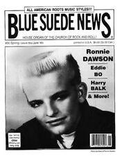 Blue Suede News #30 Ronnie Dawson Eddie Bo Motown