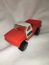 1978 Tonka - Pickup Truck - Red & White - Plastic & Metal - Vintage Toy Truck