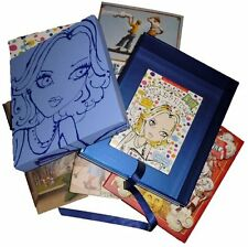 Madonna The English Roses Box Set with SIGNED MADONNA Letter and 5 books SEALED