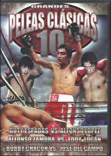 Grandes Peleas Clasicas, Vol. 10 by Peleas Clasicas (DVD, Dec-2008, Reyes...