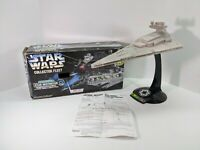 STAR WARS Kenner Electronic Collector Fleet STAR DESTROYER in Box