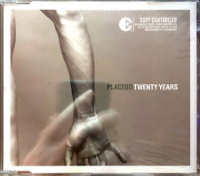 Placebo ‎Maxi CD Twenty Years - Europe (M/M - Scellé)