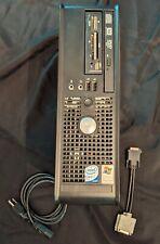 """Dellâ""""¢ OptiPlexâ""""¢ 745 Small Form Factor Computer"""