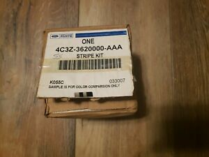 OEM Ford Stripe Tape Kit Right Side 2004 Super Duty 4C3Z3620000AAA F350 F250