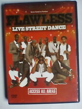 Flawless: Live Street Dance - Access All Areas (DVD)