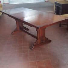 Old Charm Rectangular Table & Chair Sets with Extending