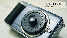 35mm Lens Cap FOR Fuji Fujifilm XF X Mount PRO1 A1 M1 E2 E1 XT-10 camera Holga