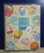 Kawaii San-x Mamegoma Foldable Memo Pad Booklet