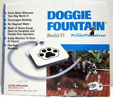 Dog Pet Water Fountain API Doggie Fountain Model F1 NEW