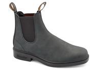 Blundstone Dress Premium Leather Unisex Chelsea Boots Rustic Black - FINAL SALE