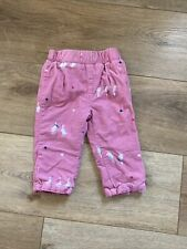Joules Baby Girl Trousers Size 0-3 Months