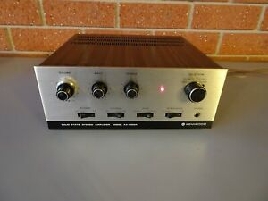 Kenwood Vintage Amplifier KA-2000A