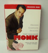 Monk: Season One DVD Set