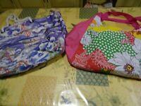 lot =2  sacs de  plage,courses etc=accessoire femme, fille =sac  HAHOUIEN