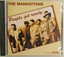 THE MANHATTANS - CD - People Get Ready - BRAND NEW