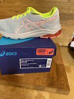 ASICS 1012A550 020 GEL Pulse 11 Piedmont Grey Sun Coral Women's Running Shoes