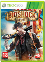 Xbox 360 - BioShock Infinite **New & Sealed** Xbox One Compatible - UK Stock