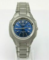 Orologio Casio MTP-3050 titanium watch men's clock casio mtp3050 montre rare