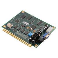 Placa base clásica 60-en-1 juego de arcada vertical JAMMA PCB CGA / VGA AC708