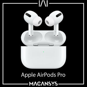 Apple airpods Pro mit Wireless Charging Case True Wireless Ohrhörer mwp22zm/a