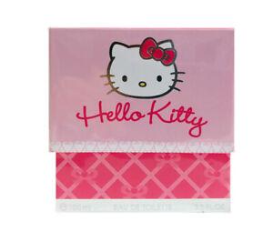 HELLO KITTY * Koto Parfums 3.3 oz / 100 ml Eau de Toilette Women Perfume Spray