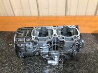 SKI-DOO MXZ 600 MXZ SUMMIT OEM ENGINE MOTOR CRANKCASE CRANK CASE CASES #210193