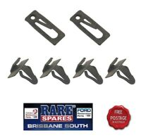 HOLDEN FB DOOR MOULDING CLIPS RARE SPARES BRISBANE SOUTH