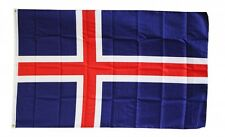 Iceland Flag 3 x 5 Foot Flag - New Higher Quality Ultra Knit Poly 3x5 Flag