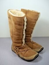 Sorel Kaska Winter Boots - Shearing lined - size 6