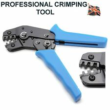 Ratchet Crimp Crimping Tool for TE Tyco AMP Superseal Connectors Blu